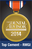Dental Advisor Top Award - RMGI Cement 2014 Award for GC FujiCEM 2