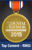 Dental Advisor Top Award - RMGI Cement 2015 Award for GC FujiCEM 2