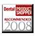 Dental Product Shopper - Recommended 2008 Logo for G-CEM Capsule
