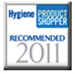 Hygiene Product Shopper - Recommended 2011 Product for GC Tri Plaque ID Gel