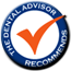 The Dental Advisor Recommends Checkmark Logo for GC Fuji IX GP EXTRA
