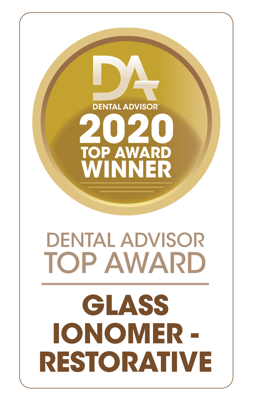 Dental Advisor - 2020 Top Product for GC Fuji IX GP EXTRA