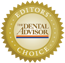 Dental Advisor Editors Choice Logo for G-Premio BOND