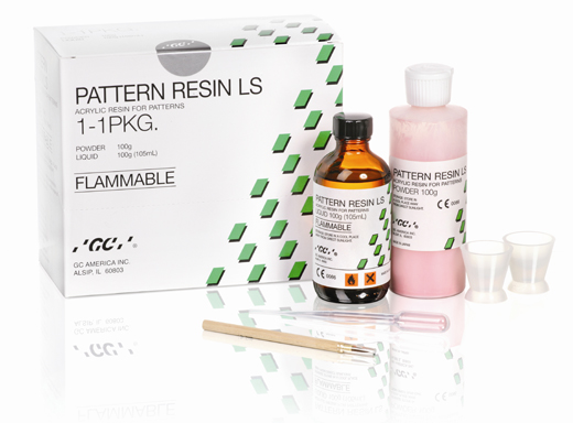 Image of PATTERN RESIN LS