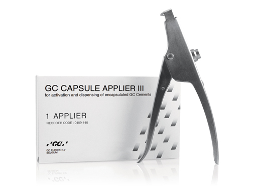 GC CAPSULE APPLIER III Packshot