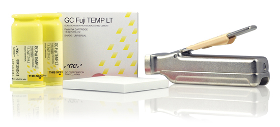 GC Fuji TEMP LT Related Product to TEMPSMART