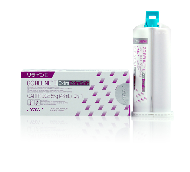GC RELINE II Extra Extra Soft Refill Packshot