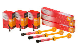 GRADIA DIRECT Syringes Packshot