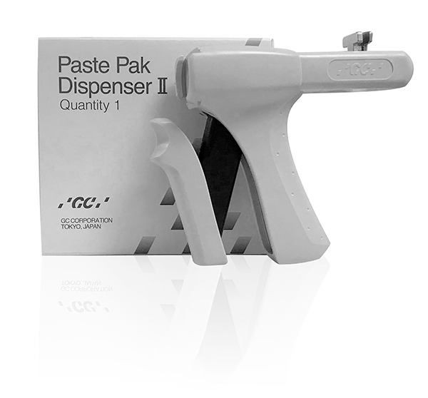 Paste Pak Dispenser II Related Product to GC Fuji Automix LC