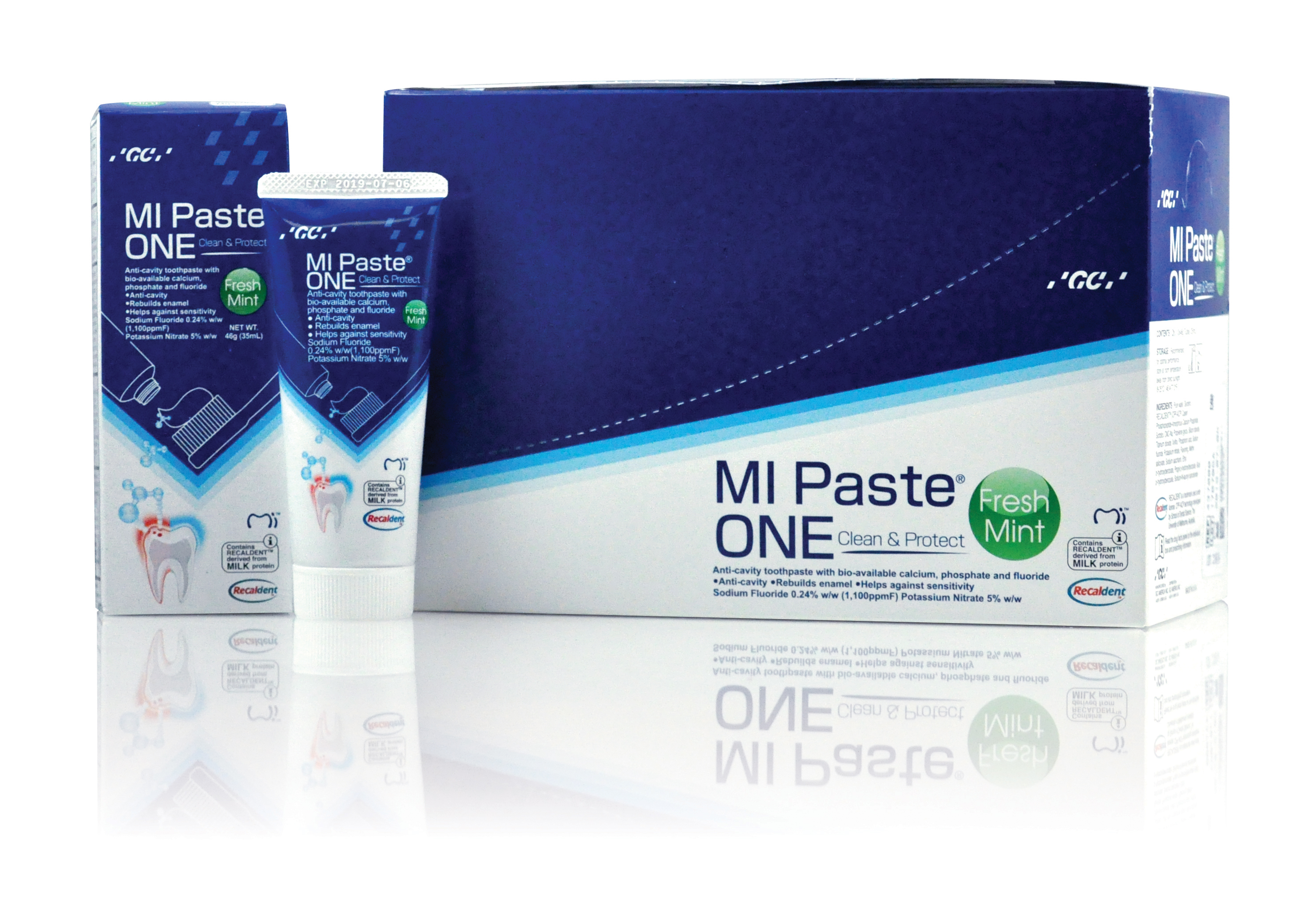 MI Paste Plus Related Product to GC Fuji TRIAGE