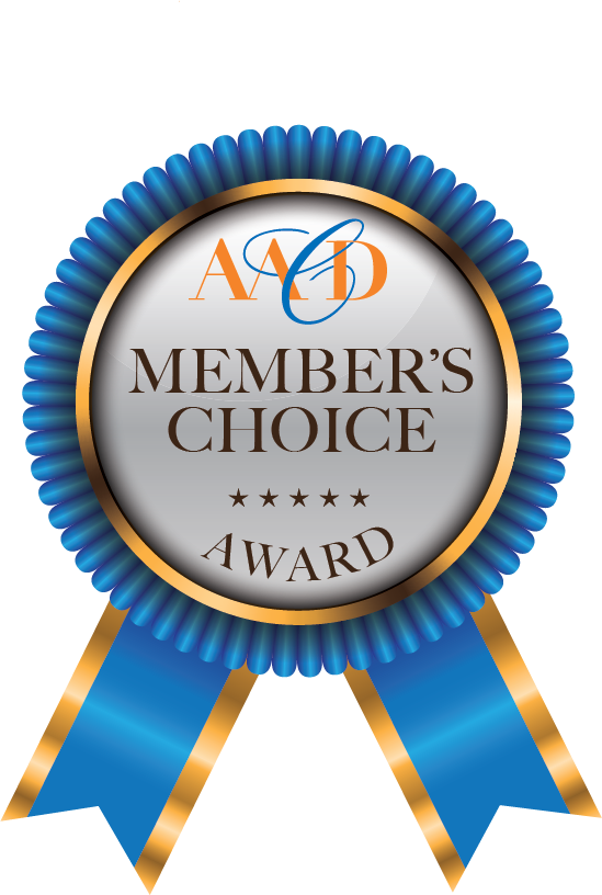Members Choice 2020 Award for G-aenial Universal Injectable
