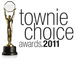 Townie Choice Award 2011 Logo for GC Fuji IX GP