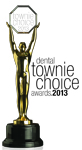 Townie Choice Award 2013 Logo for GC Fuji IX GP FAST