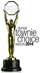 Townie Choice Award 2014 Logo for GC Fuji IX GP FAST