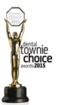 Townie Choice Award 2015 Logo for GC Fuji IX GP FAST